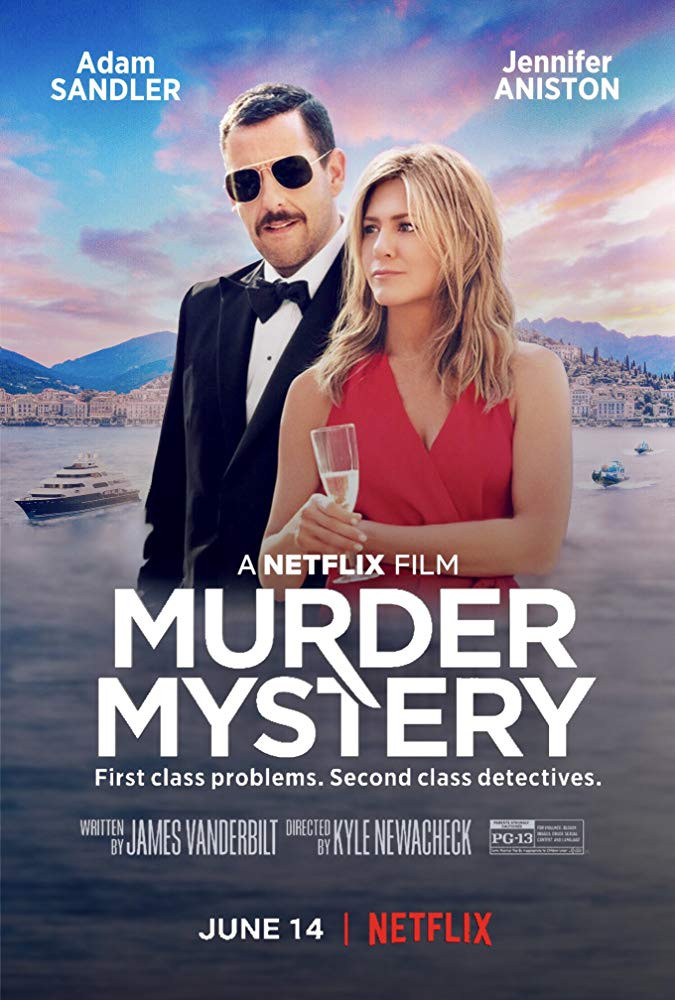 Murder Mystery Netflix film review