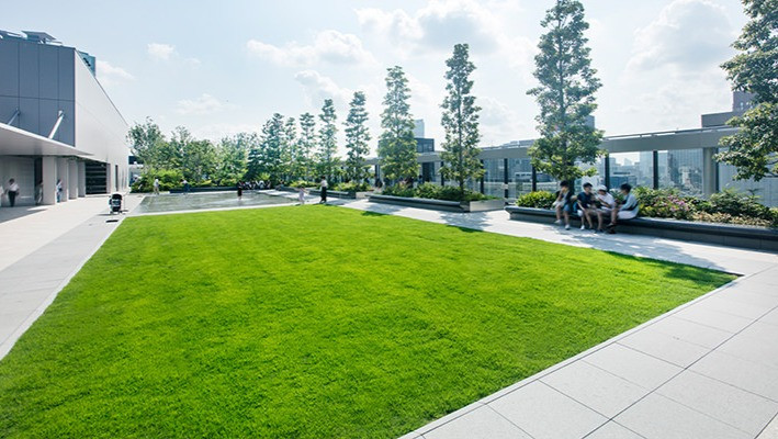 Jardim do Ginza Six