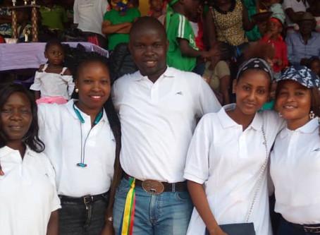 Life Behind the Scene in Sierra Leone