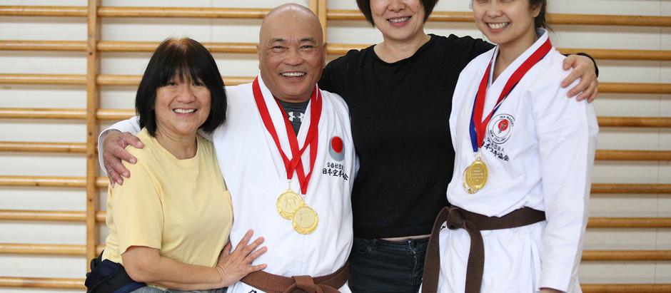 JKA Nationals Kata and Kumite Competition