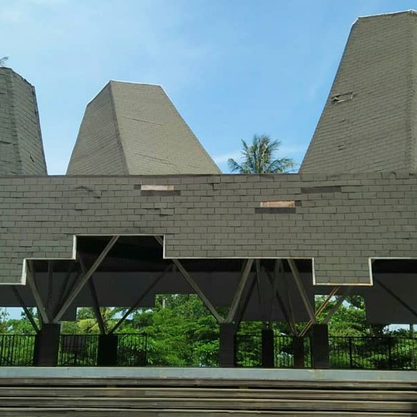 Grand Watu Dodol Banyuwangi karya Budi Pradono