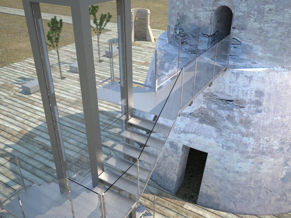 Torre de San Miguel. Imagen de la propuesta