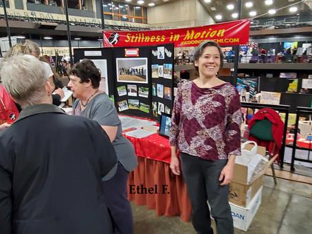 Redding Health Expo, January 4, 2020