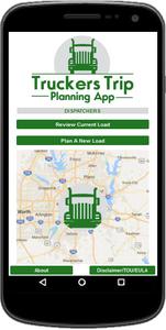 Truckers Trip Planning App For Dispatchers