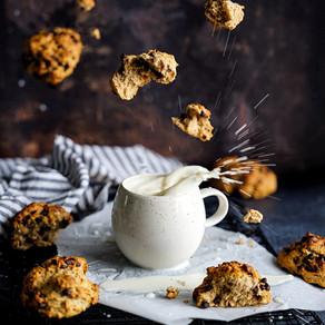 Les cookies briochés express