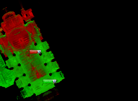 Scan To BIM: Mejorando la precisión de las nubes de puntos sin objetivos
