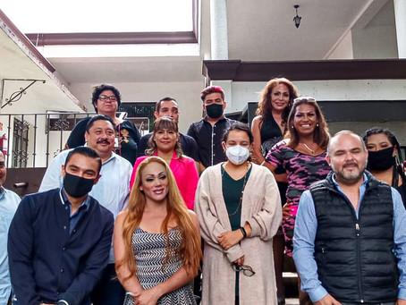 PRESENTAN EN MORELOS EL OBSERVATORIO DE CRÍMENES DE ODIO LGBTTTIQA+