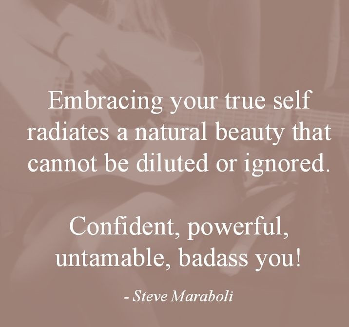 Embrace Yourself to bring success close to yourself