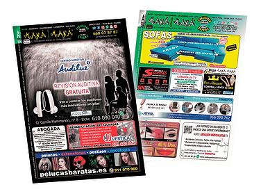 Revista Maná Maná Publicidad eficaz