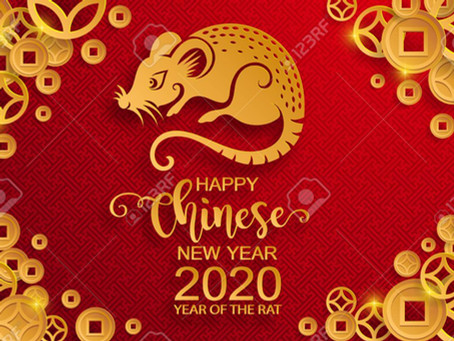 Chinese New Year 2020 in London