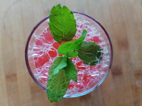 Hibiscus & Earl Grey Lemonade