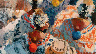 Degas of Panama