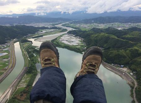 【空の旅・四万十川】梅雨がまもなく明けるぜ!