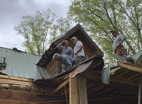 Responding to Easter Storms