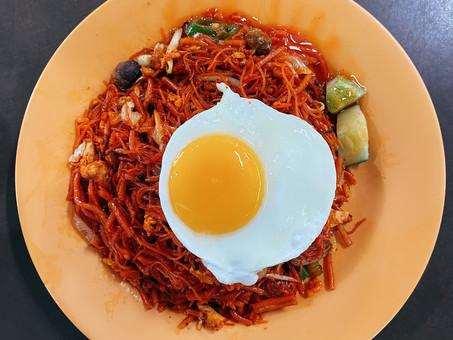 Singapore Hawker Food : Mee Goreng