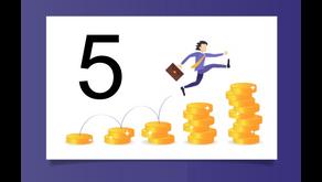 CURSO EDUCACIÓN FINANCIERA 5: PASO 1: Planificación financiera profesional