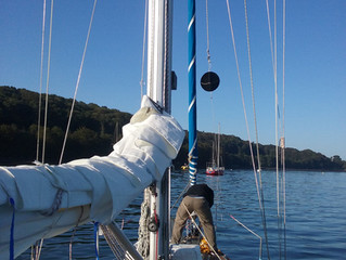 Autumn / Winter Sailing