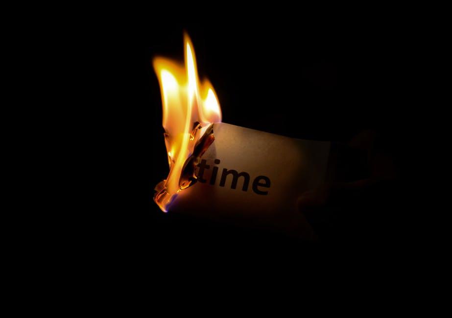 arder, tiempo, productividad, hacer, sé el jefe, hectorrc.com