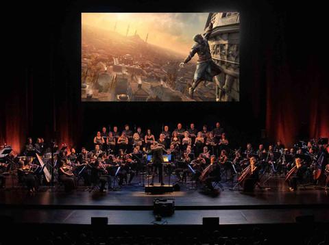Assassin's Creed Symphony am 30.11. im Hallenstadion Zürich
