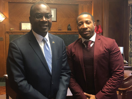 Breaking Barriers Podcast - Episode 7 Feat. Mayor Byron Brown