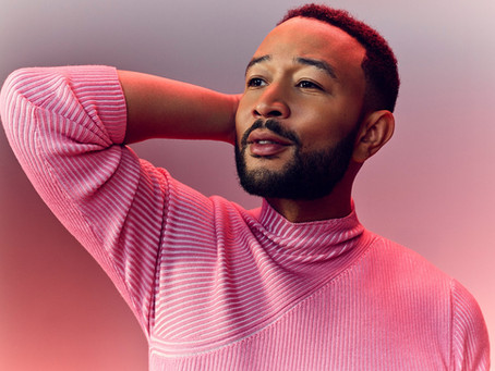 John Legend Talks Activism and Love in an Exclusive WVBR Interview