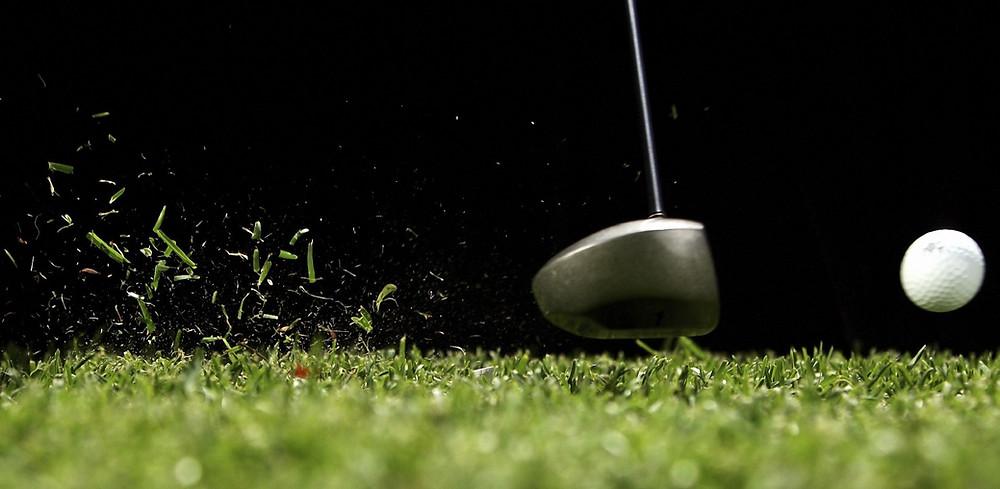 golf physics simulator