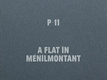 A Flat in Menilmontant / Thomas Boivin