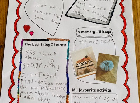 Grace (2SM) shares her favourite memories from this year.