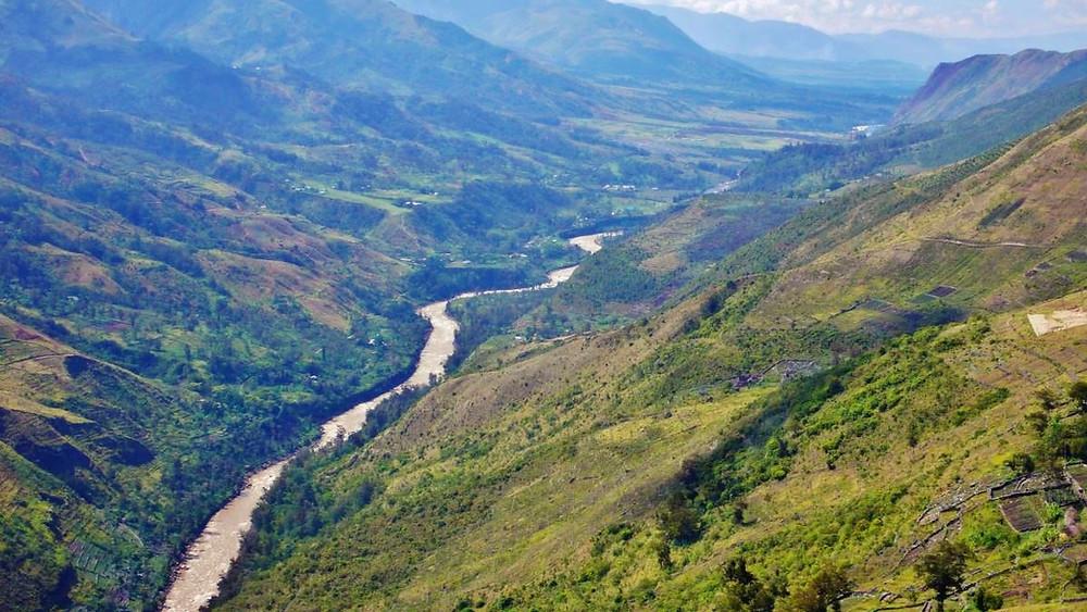 trek vallée de baliem en papouasie