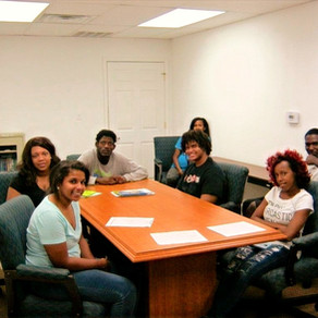 Summer Youth Job Readiness Training