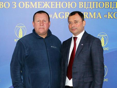 Зустріч з Народним депутатом України Колюхом Валерієм Вікторовичем та його помічниками.