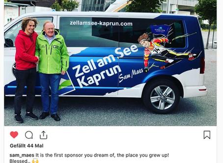 Schmittenhöhe and Zell am See-Kaprun support Sam