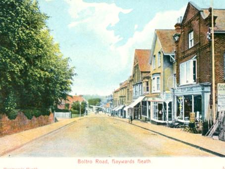 1908: Haywards Heath postmaster's downfall