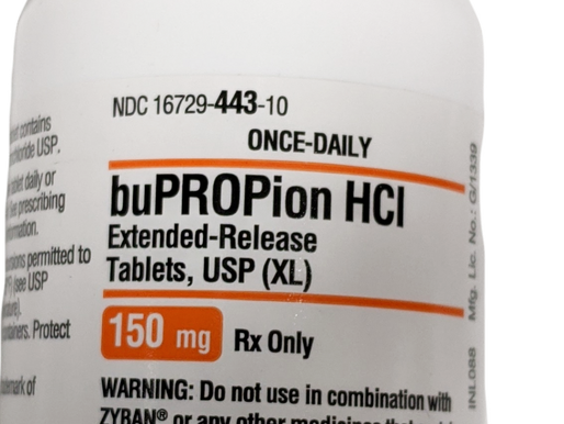 Bupropion 150mg tablets - UK availability