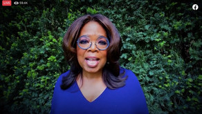 Oprah says 'inequality is a pre-existing condition' in commencement speech