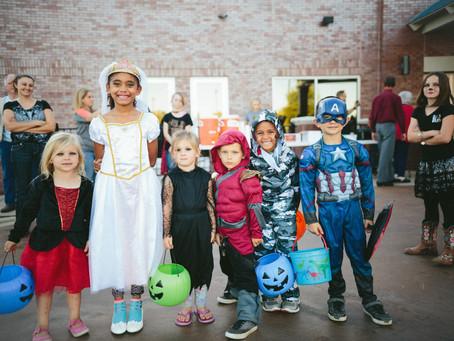 How to Handle Halloween Sweet n Treats.