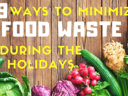 29 Ways to Minimize Food Waste This Holiday Season