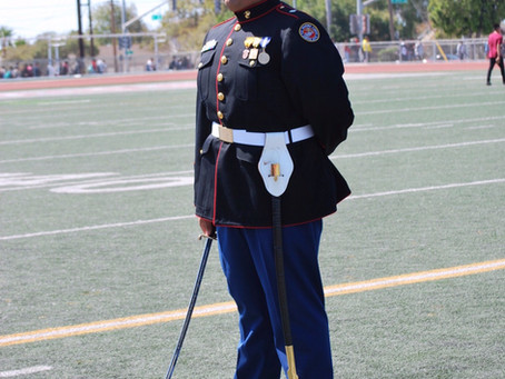 """For A Bright Future Awards Semper Fi """"honor""""  Scholarship to Ralph Salimbagat"""
