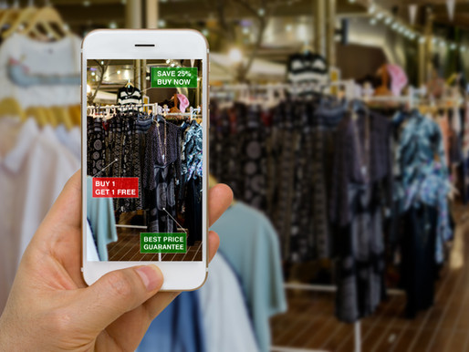 Building contextual retail experiences to delight individual shoppers' senses