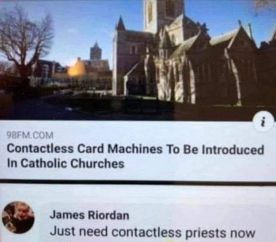 Funny Priest Memes