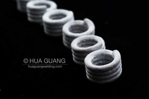 Flux-Coated Brazing Ring