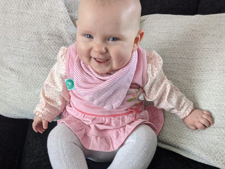 CASE STUDY – Baby Isla, 6 months old