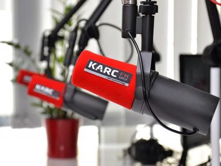 Interjú a KarcFm-ben