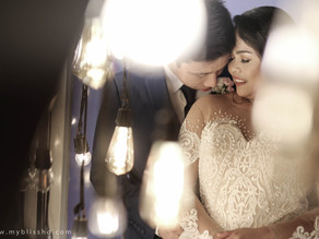 { Mar + Mary Grace } Lewis Grand Hotel | Pampanga Wedding Photography and Videography Package