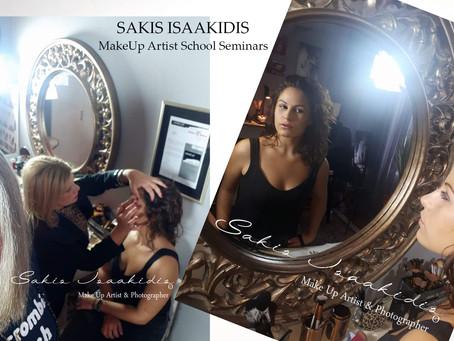 Sakis Isaakidis * MakeUp Artist & Photographer * Tsimiski 60, Thessaloniki