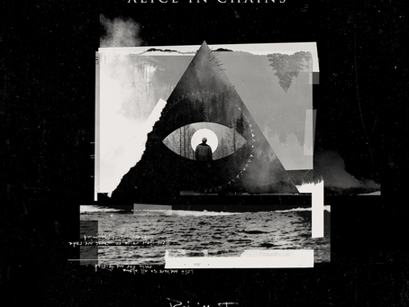 "Alice In Chains Release ""Rainer Fog"""
