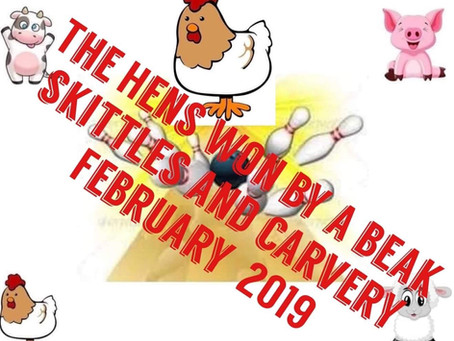 Skittles Night And Carvery   2019
