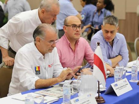 """""""Doble calzada vía Ciénaga - Barranquilla es un compromiso del Gobierno"""": Mintransporte"""
