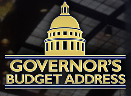 Legislative Update - 2/1/2020 - Governor Beshear's Budget Plan for State Government 2020-2022