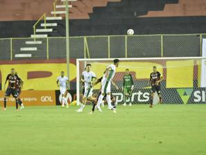 Vitória fica no empate com Guarani jogando no Barradão